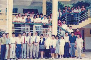 60 năm Học viện Ngoại giao qua những bức ảnh