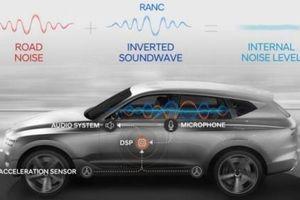 Hyundai nghiên cứu công nghệ kiểm soát tiếng ồn chủ động từ mặt đường
