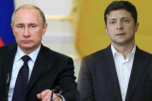 Tiết lộ về liên lạc giữa Tổng thống Nga Putin và Tổng thống Ukraine Zelensky