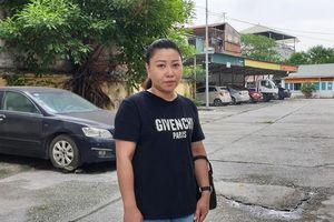 Đại úy Lê Thị Hiền náo loạn sân bay Tân Sơn Nhất bị khai trừ Đảng