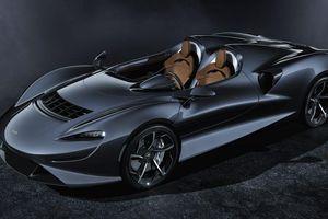 McLaren Elva: Siêu xe 'dị' của McLaren
