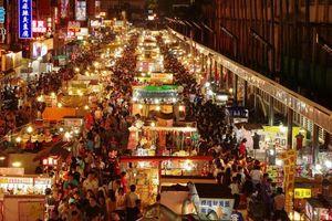 Những khu chợ đêm 'không ngủ' ở Đài Loan