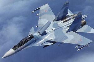 Nga bàn giao cho Belarus 2 chiến đấu cơ Su-30SM