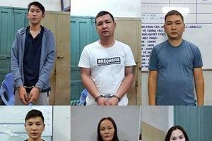 Bắt băng nhóm người Mông Cổ gây ra các vụ móc túi du khách nước ngoài