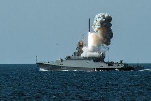 Ukraine chỉ trích Nga gia tăng tàu sân bay mang tên lửa hành trình tại Biển Đen