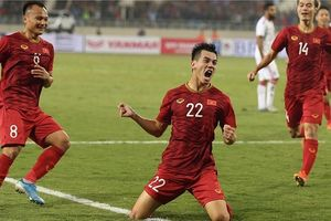 Tuyển Việt Nam nhận được 5,6 tỷ đồng tiền thưởng sau thành tích thi đấu xuất sắc