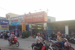 Truy tìm 2 kẻ nổ súng cướp tiệm vàng ở TP HCM