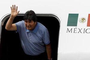 Kết cục không mong đợi của cựu Tổng thống Morales