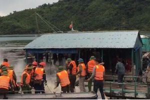 Quảng Ninh: Dân ném bom xăng vào đoàn cưỡng chế, 3 cán bộ bị thương