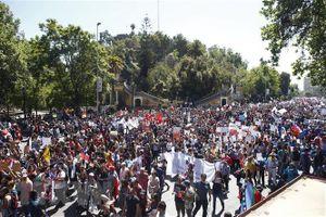 Chile ấn định thời điểm trưng cầu ý dân về Hiến pháp mới