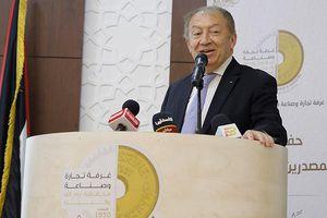 Bộ trưởng kinh tế Palestine đánh giá cao sự ủng hộ của Ai Cập