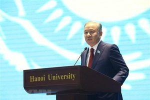 Chủ tịch Hạ viện Cộng hòa Kazakhstan kết thúc chuyến thăm Việt Nam