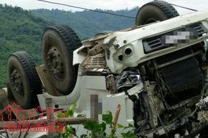 Hai xe tải đâm nhau tại Iran khiến 28 kiều dân Afghanistan thiệt mạng