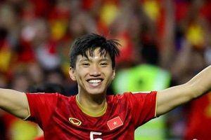 Đoàn Văn Hậu tranh giải cầu thủ trẻ xuất sắc nhất châu Á 2019