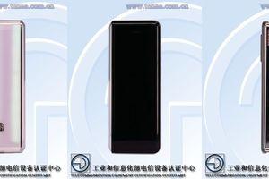 Thêm một số hình ảnh về chiếc điện thoại Samsung W20 5G bị rò rỉ