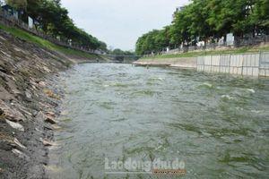 Hà Nội: Đề xuất dẫn nước sông Hồng để giải cứu sông Tô Lịch