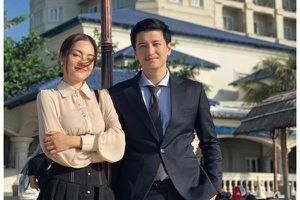 Dương Cẩm Lynh đóng cặp bạn diễn kém mười tuổi trong phim Tiệm ăn dì ghẻ