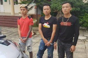 Mang theo ma túy, thanh niên tái mặt khi gặp CSGT