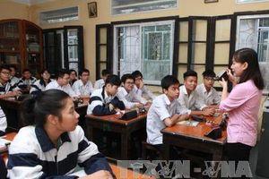 Hà Nội sẽ tuyển dụng đặc cách với giáo viên đã có hợp đồng lao động
