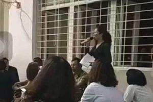 Vụ cô giáo phát biểu kỳ thị cha mẹ đơn thân và gia đình nghèo: 'Tôi thực sự ân hận và đáng bị cộng đồng lên án'