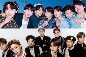 Melon Music Awards 2019 chính thức mở cổng bình chọn: EXO trắng tay - BTS tạm thời dẫn đầu 5 hạng mục đề cử