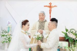 Ngay sau hôn lễ, ca sĩ Bảo Thy tiết lộ về chồng: 'Không lãng mạn, cũng chẳng biết nói ngôn tình'