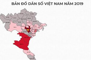 Dân số tỉnh Thanh Hóa xếp thứ 3 toàn quốc