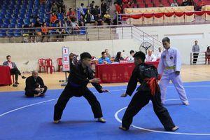 Thanh Hóa xếp thứ nhì giải vô địch Pencak Slat miền Bắc và Bắc Trung Bộ