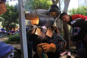 Cơ hội giao thương cho doanh nghiệp luyện kim, hàn cắt, gia công kim loại Việt Nam