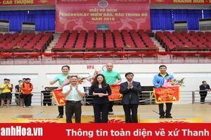 Thanh Hóa xếp thứ nhì toàn đoàn tại giải vô địch Pencak Silat miền Bắc và Bắc Trung Bộ 2019