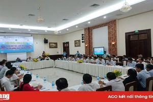 Hội thảo khoa học 'Phát triển hợp tác, liên kết, xây dựng chuỗi giá trị nông thủy sản bền vững'