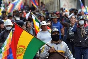 Liên hợp quốc hỗ trợ ổn định tình hình tại Bolivia