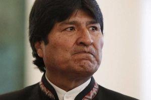 Cựu Tổng thống Bolivia Evo Morales bị cấm ra tranh cử