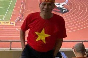 Việt Nam thắng UAE 1-0, NSND Lan Hương nằm trong viện cũng cảm thấy 'khỏe'