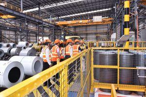 NS BlueScope Việt Nam tiếp tục triển khai các hoạt động nâng cao nhận thức về an toàn lao động