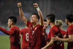 Tuyển Việt Nam phòng ngự tốt hơn 34 đội châu Á ở vòng loại World Cup
