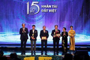 Vinh danh nhân tài Đất Việt