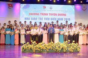 Đà Nẵng tuyên dương 58 Nhà giáo trẻ tiêu biểu