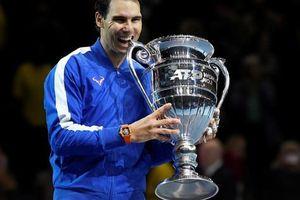 Nadal nối bước Djokovic, bị loại sớm khỏi ATP Finals 2019