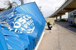 Vụ sập cầu bộ hành Suối Tiên: Đơn vị thi công thỏa thuận bồi thường cho tài xế xe container