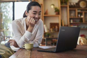 Yoga S740 của Lenovo thông minh hơn