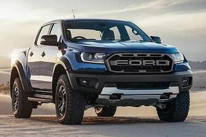 Chi tiết bán tải Ford Ranger Raptor 2019 sắp về Việt Nam