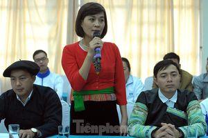 Giáo viên vùng cao chia sẻ thực trạng công tác giáo dục vùng dân tộc thiểu số