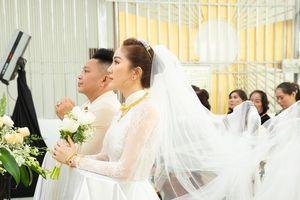 Bảo Thy sợ phải khóc trong lễ cưới
