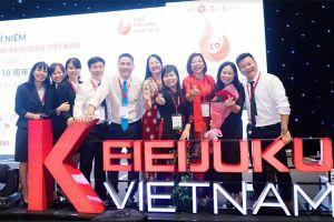Keieijuku – Vì cộng đồng doanh nghiệp Việt 'Tự chủ - Tự lực - Tự cường'