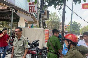 Bình Dương: Người phụ nữ 65 tuổi gục chết gần cửa hàng bán thuốc