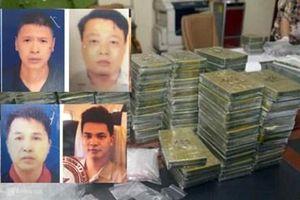 Thủ đoạn tinh vi của nhóm đối tượng trong đường dây mua bán 250 bánh heroin