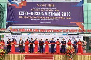 Thúc đẩy hợp tác kinh tế Việt - Nga tương xứng với tiềm năng