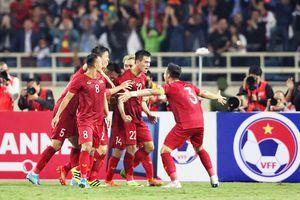 ĐT Việt Nam được thưởng 2,5 tỷ đồng sau trận thắng ĐT UAE tại Vòng loại World Cup 2022
