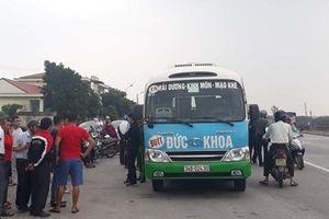 Hải Dương: Danh tính tài xế xe buýt tử vong trên ghế lái